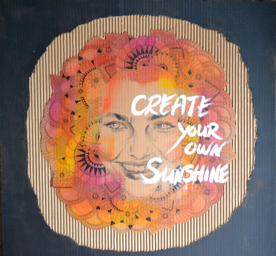 create you own sunshine